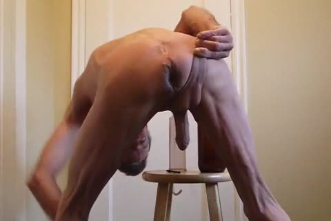way-out penis and arsehole Play