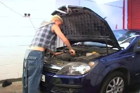 bare banging my mechanic for payment
